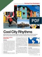 Cool City Rhythms