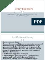 Literacy Sponsors 46
