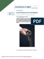 Los Def en Sores de Antofagasta - NOTICIAS BIOAUTISMO