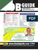 The Job Guide Volume 23 Issue 21 Arkansas