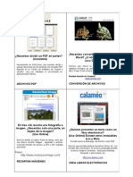 Tarjeta de herramientas. EduCamp - Bariloche-Argentina