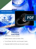 Market Analysis of Tyre Industry