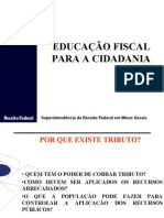educação fiscal para a cidadania