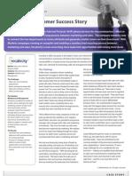Vocalocity Case Study