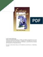 Restrepo, Luis Carlos - Ecologia Humana