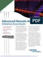 Advanced Remote Node ARN