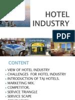 Taj Hotel - service marketing
