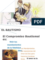charla EL BAUTISMO