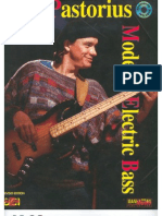 Jaco Pastorius Modern Electric Bass