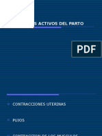 FENOMENOS ACTIVOS DEL PARTOII