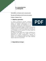 programa taller de computación ICEI
