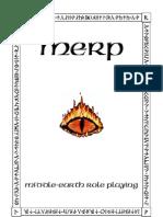 MERP - Livro de Regras Básicas (BR)