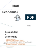 SEXUALIDAD Y ECONOMIA