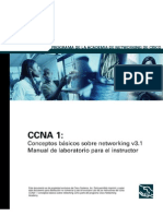 Ccna Manual de Lab Oratorio Del Instructor