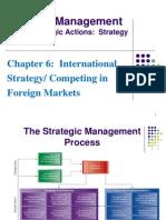 SM Ch-6 International Strategies