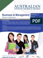 Diploma of Marketing