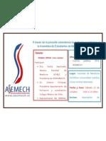 Invitacion Asamblea Nacional Estudiantes de Medicina