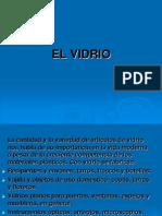 El Vidrio Ppt