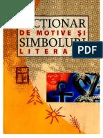 Dicţionar de motive şi simboluri literare