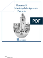 Historia del Servicio Municipal de Aguas de Palencia