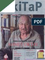 Ahmet Oktay Şiirinin Eşikleri Birgün Kitap 10 Eylül 2011 sayı 106