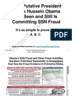 Proof Putative President Obama is Committing SSN Fraud - PDF version - by CDR Kerchner (Ret)