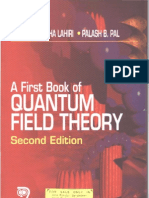 Lahiri and Pal-A-First Book of Quantum Field Theory-2nd Ed