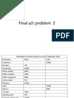 Final Ac Problem1