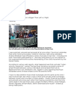 18-10-11 Why Occupy Wall Street is Bigger Than Left vs Right