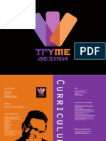 Carles Garrigues Try Me Design Portfolio