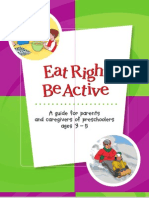 Eat Right Be Active