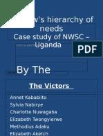 Victors Presentation - Maslow[1]