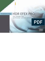 HDR_Efex_Pro_QSG_ES_v004