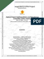 Agenda for Darjeeling PIMC