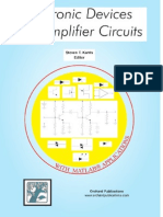 Steven T. Karris-Electronic Devices and Amplifier Circuits With MATLAB Applications_1250