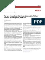 UN Torture Report Article