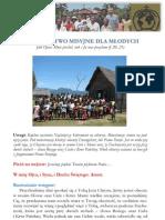 Nabożeństwo Misyjne Dla Młodych