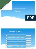 Drone Mid Year Presentation 1
