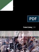 Trijicon Product Catalog 2011