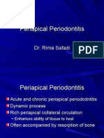 Lecture 6 Periapical Periodontitis (Slide)