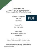 swot analysis of pharmaceutical industry in bangladesh