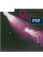 Queen 1 - Booklet