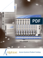 GPON Access Systems Product Catalog
