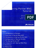 Spring Portlet Mvc Tutorial v1