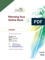 Efc Planning Your Online Store