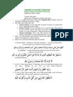 Maamulat-wa-wazaif-e-Ramzaan(english)