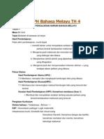 Contoh Rph Bahasa Melayu Th 4