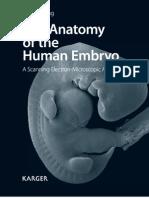 The Atlas of the Human Embryo_A Scanning Electron Microscopic Atlas