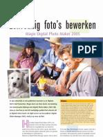 Magix Digital Photo Maker 2005