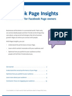 67859330 Facebook Page Insights Product Guide for Facebook Page Owners